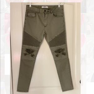 Other - NXP Nena and Pasadena destroyed skinny pants